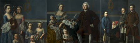 Thomas Greg of Belfast (1718 – 1796) and Family