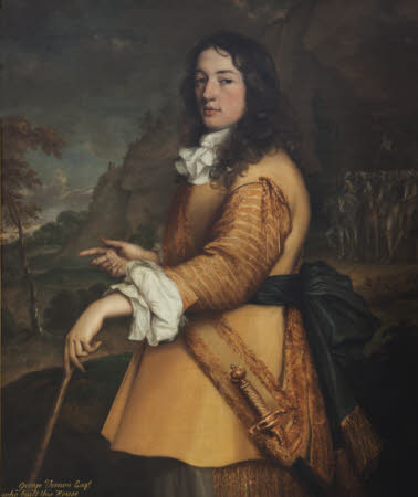 George Vernon (1635/6-1702), the Builder of Sudbury Hall