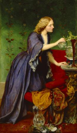 Jane 'Jeanie' Elizabeth Hughes, Mrs Nassau John Senior (1828-1877)