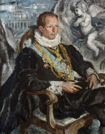 Evan Frederick Morgan, 4th Baron, 2nd Viscount Tredegar (1893-1949)