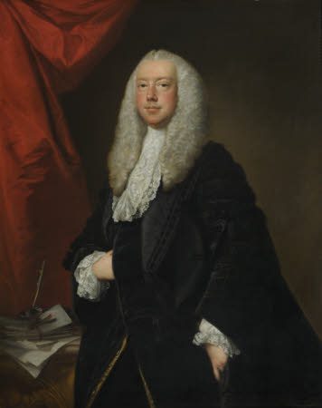 The Right Hon. Charles Yorke (1722-1770)