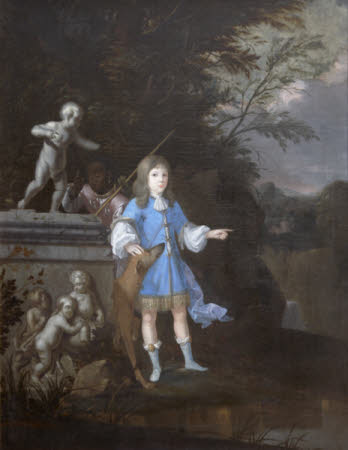 Probably John Arundell, 3rd Baron Arundell of Trerice (1678–1706) as a Boy