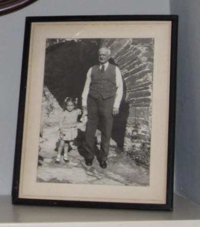 Stanley Langsford (1880-1961) and Rosemary Cook, daughter of the Trust's first agent at Cotehele