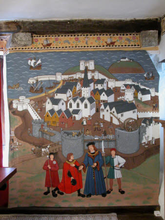 The Rebuilding of the Town Walls of Tenby in 1457 under the Patronage of Jasper Tudor, Earl of ...