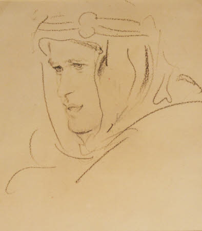 T. E. Lawrence, 'Lawrence of Arabia' (1885-1935)