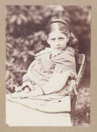 Beatrix Potter as a child