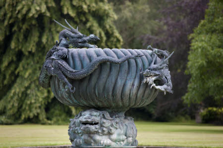 Dragon Bowl Fountain
