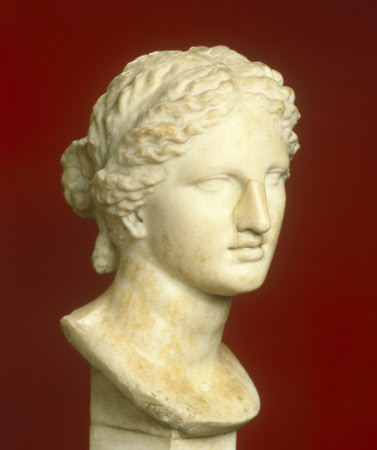 Head of Aphrodite (The Leconfield Aphrodite)