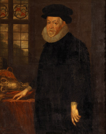 Sir Edward Phelips (?1560-1614)