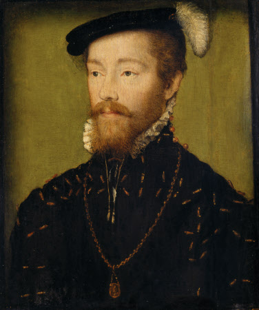 King James V, King of Scotland (1512– 1542), aged 25