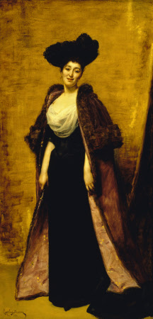 Margaret (Anderson) McEwan, The Hon. Mrs Ronald Greville (1863-1942)