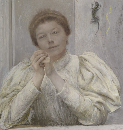 Charlotte Frances Payne-Townshend, later Mrs George Bernard Shaw (1857-1943)