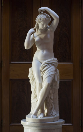 Bacchante at the Bath